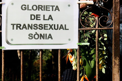 GLORIETA TRANSSEXUAL SÒNIA