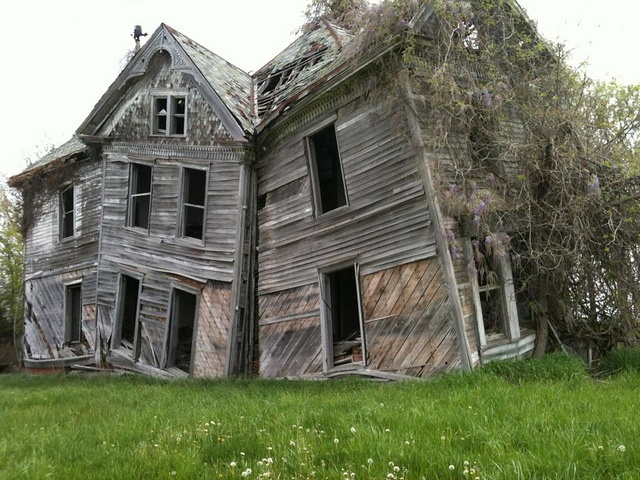 Letters to john on life without load bearing walls - The house without walls ...