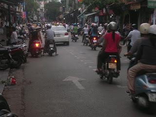 Old Quarters Hanoi