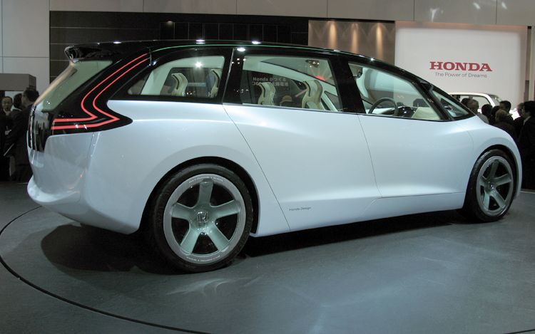 All Cars Model List Honda Skydeck Concept