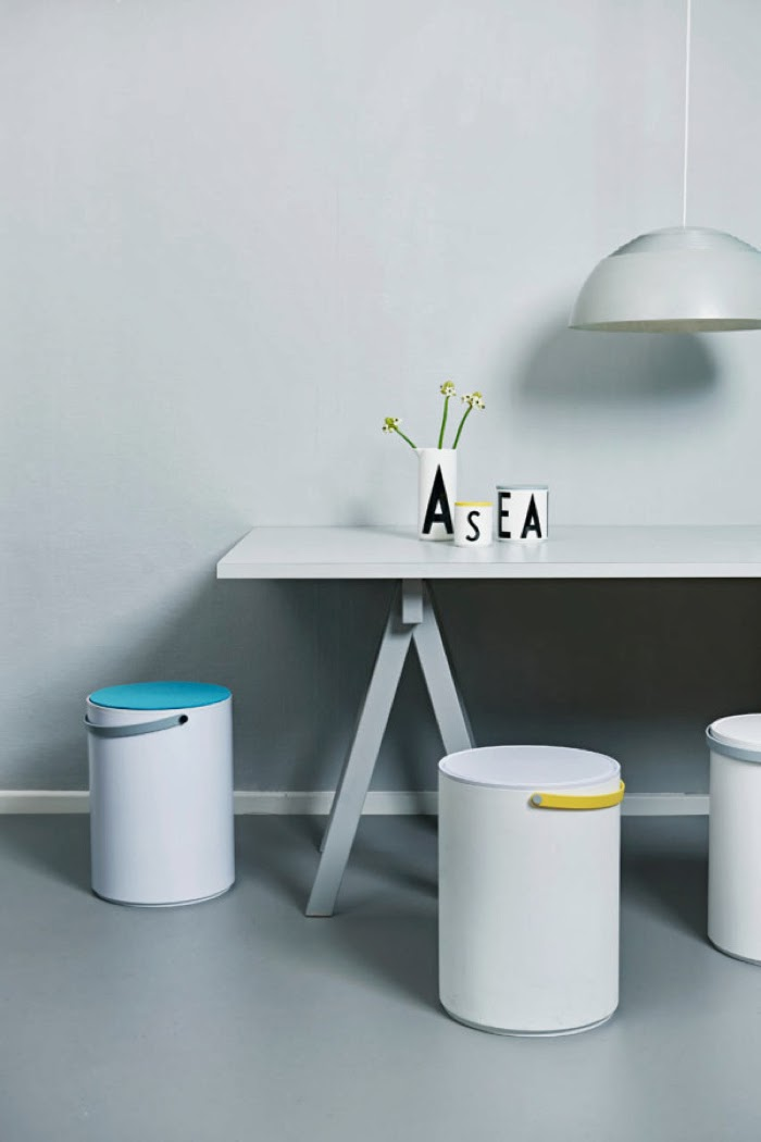 Stool & Storage stool, designed by Christian Flindt