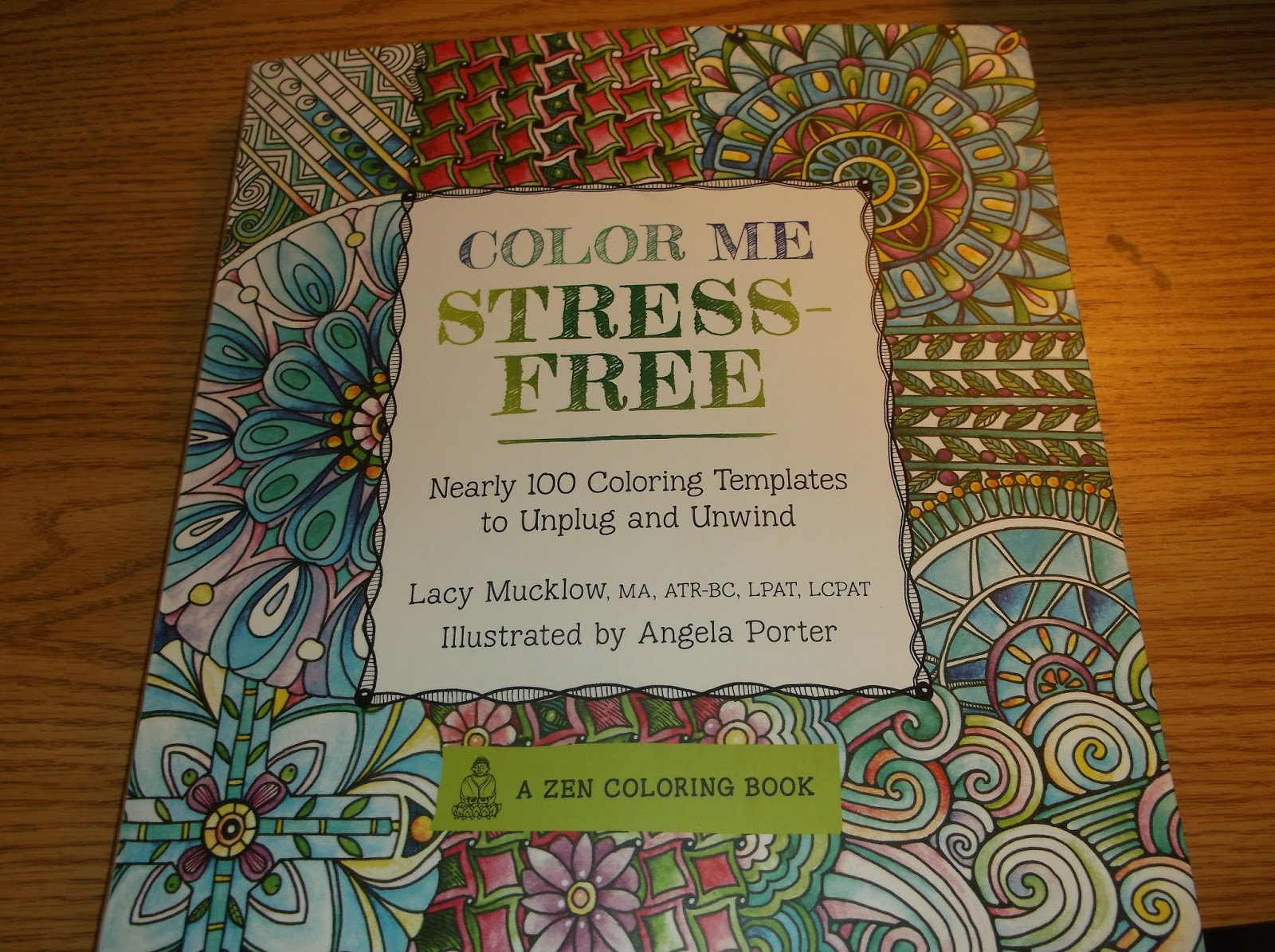Missys Product Reviews Color Me Stress Free By Lacy