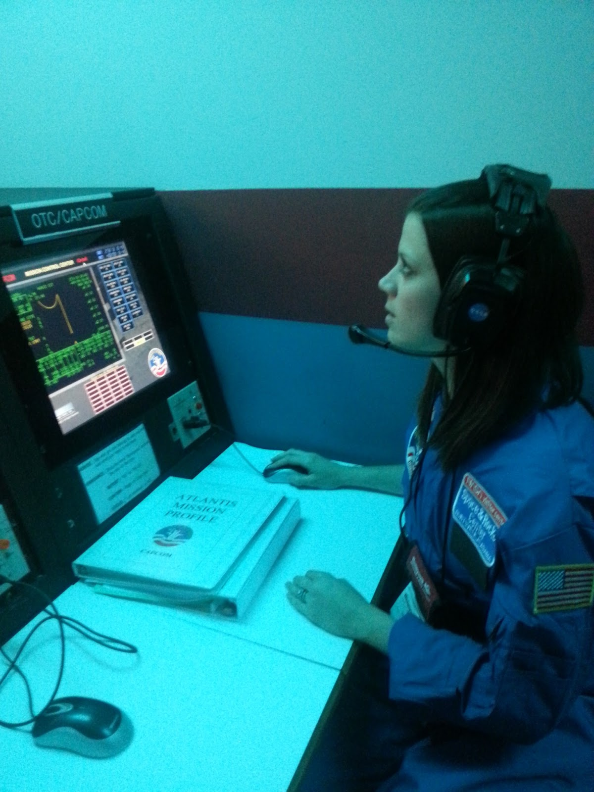 Kelly & Tackett @ Space Camp: Day 2: Mission Accomplished