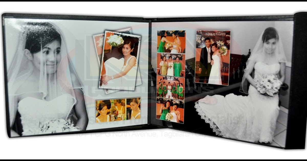8x10 Wedding Photo Albums