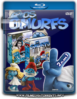 Duologia Os Smurfs Torrent