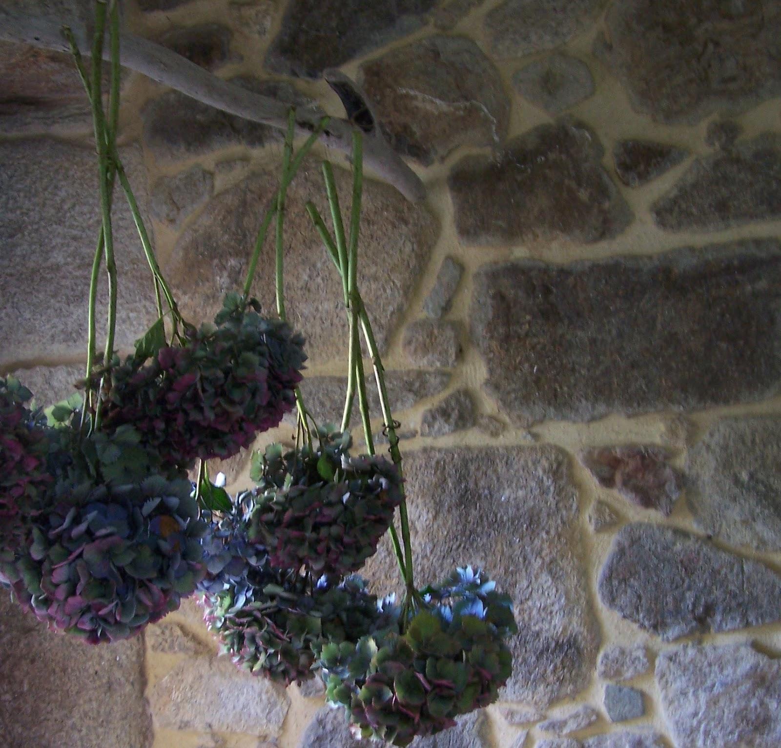 Madialeva manualidades reciclaje ideas de costura y - Como secar hortensias ...