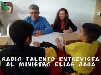 Radio Talento entrevista al Ministro Jaua