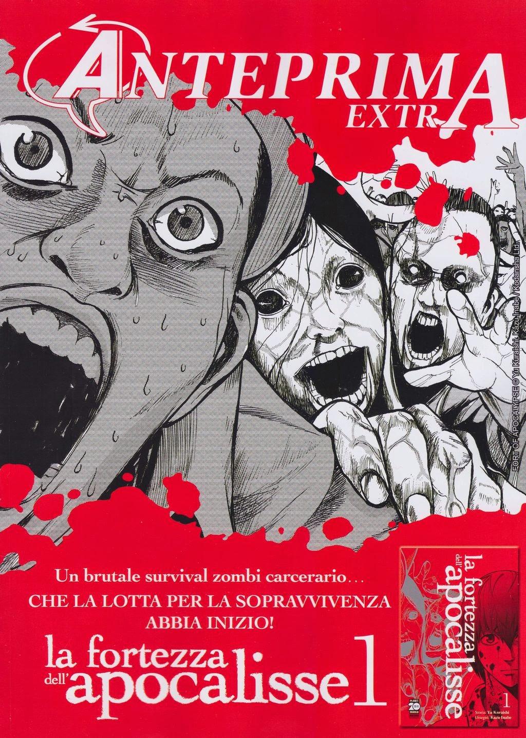 Anteprima #284 Extra (cover)