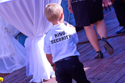 Cutest little ring security