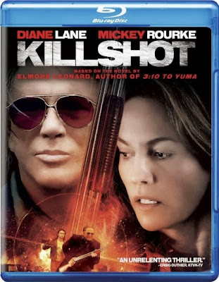 Killshot 2008 Dual Audio [Hindi Eng 5.1] BRRip 720p 800mb