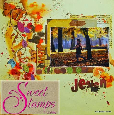 Sweet Stamps 10.2014