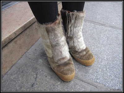 Boots chamois Emmaus