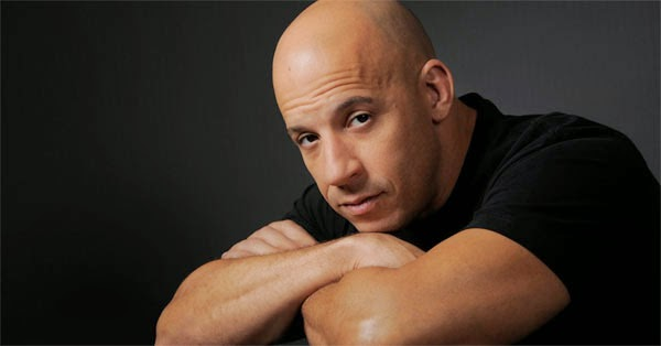 Vin Diesel adalah bintang media sosial