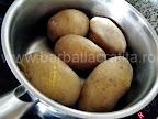 Pui cu cartofi la cuptor preparare reteta