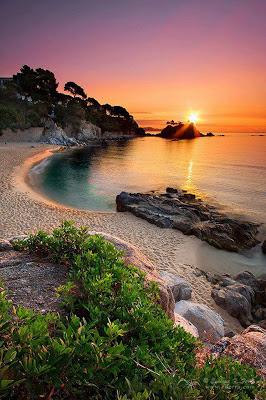 paisaje isla maravillosa