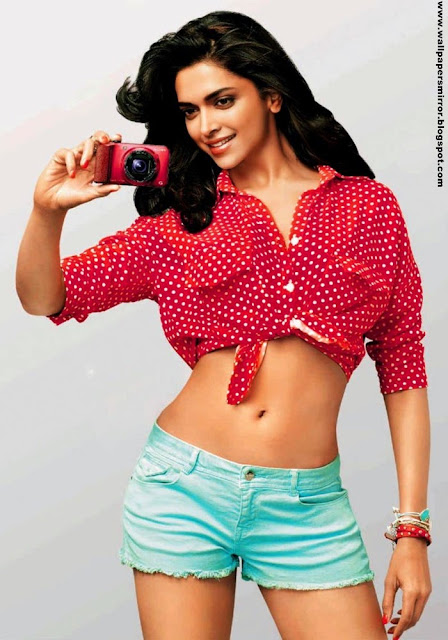 Deepika Padukone Hot Navel hd walllpapers