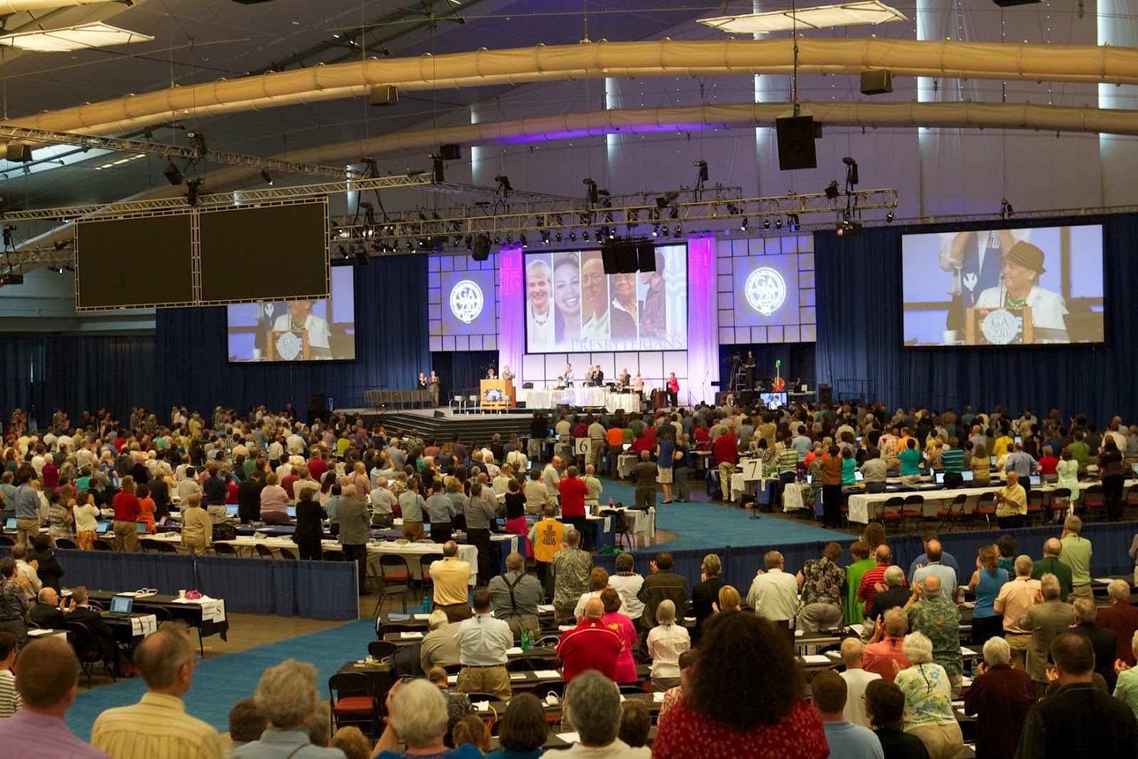 presbyterian general assembly 2012