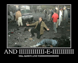and i will allways love you demotivational poster