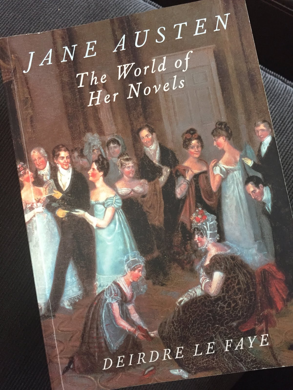 an analysis of the work of jane austen I wasn't the type of young person to seek out jane austen on my own  a recent analysis by the american association of univer  the boundaries between sex work .