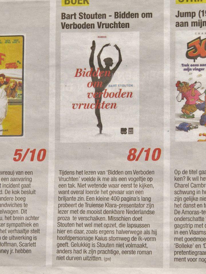Belang van Limburg 6 juni 2015