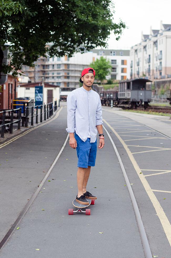 Becksondergaard Skateboard