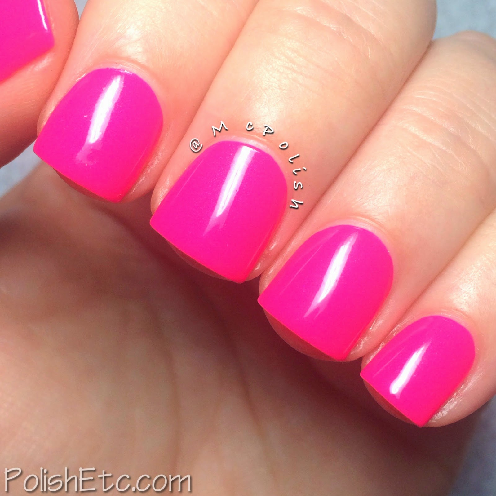 Pipe Dream Polish - A Night in Vegas Neons - On the List