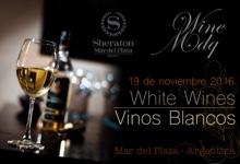 Tasting de Vinos Blancos 2016