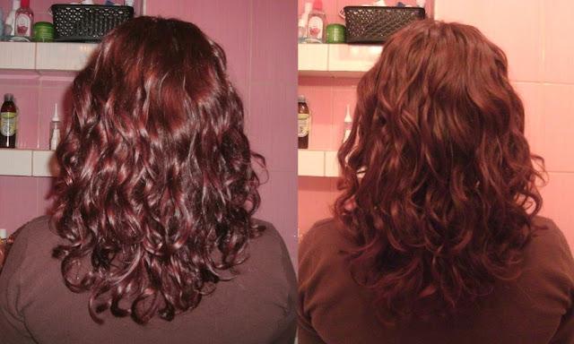 Włosy w grudniu 2015r.