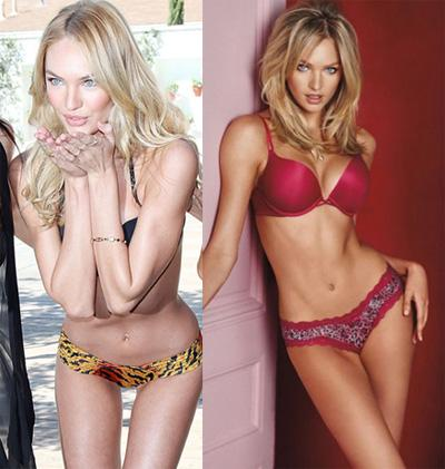 scary skinny swanepoel Candice