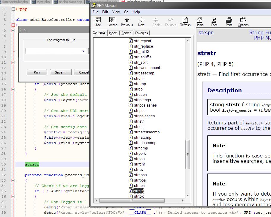 IT, N�tverk och Programmering