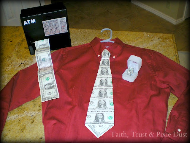 Creative ideas for giving money for christmas