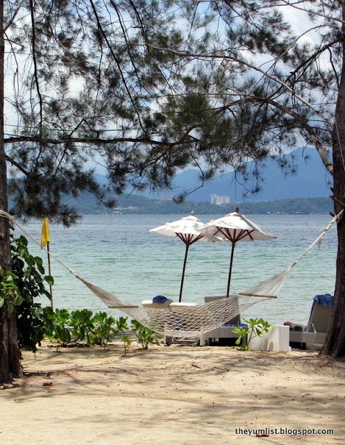 Gaya Island Resort by YTL, Sabah, Borneo, Malaysia