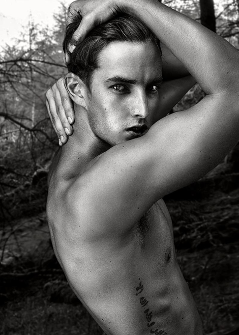 James Smith by Daniel Jaems for 'Gods of Beauty'