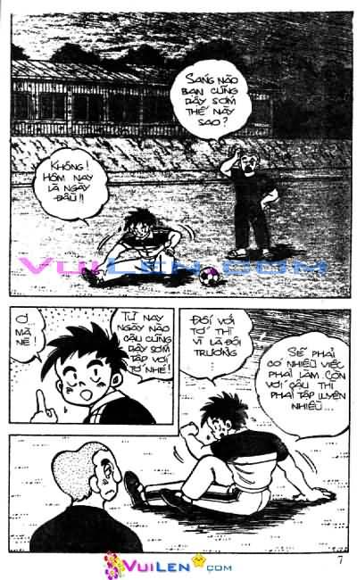 Jindodinho - Đường Dẫn Đến Khung Thành III Tập 31 page 7 Congtruyen24h