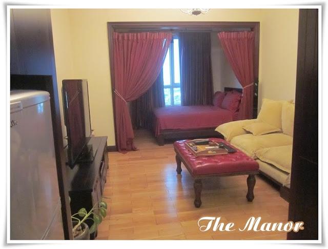 Cho thuê chung cư The Manor 1 phòng ngủ