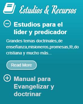 MAS ESTUDIOS PROFUNDOS