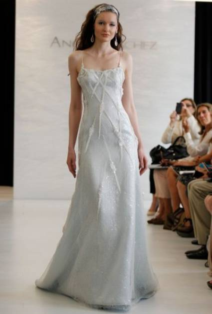 Wedding Dress Angel Sanchez Spring 2013   Wedding Style Guide