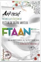 Festival de Théâtre Amateur Art neuf