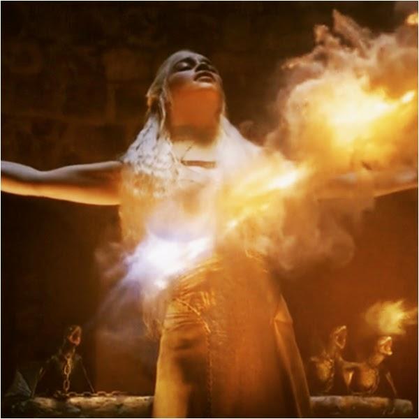 Game of Thrones: The Mighty Khaleesi - Daenerys Targaryen