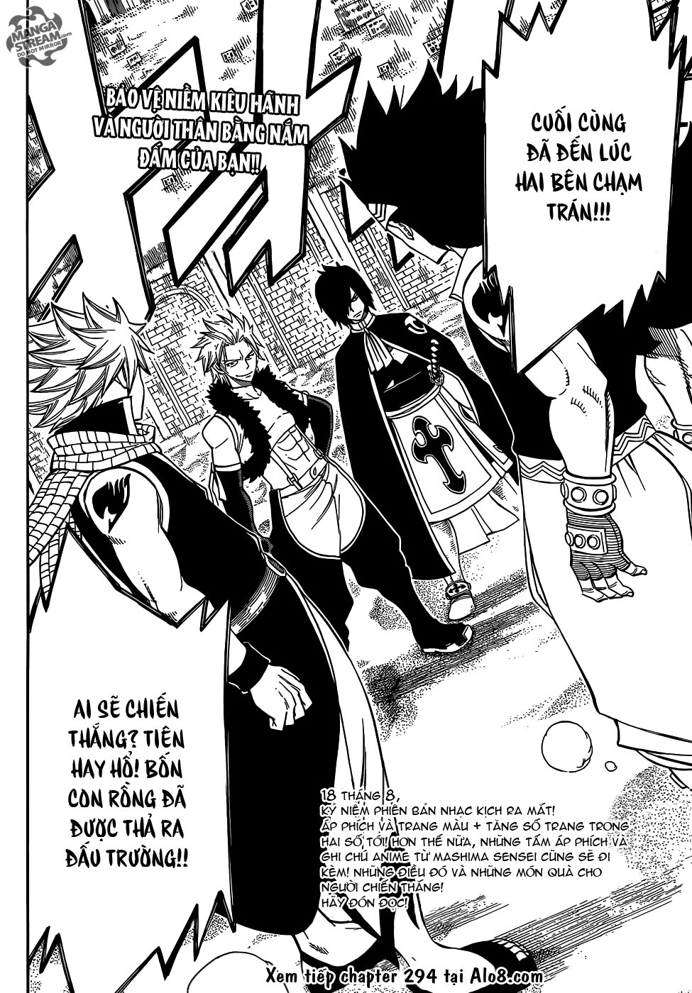 Fairy Tail chap 293 page 19 - IZTruyenTranh.com