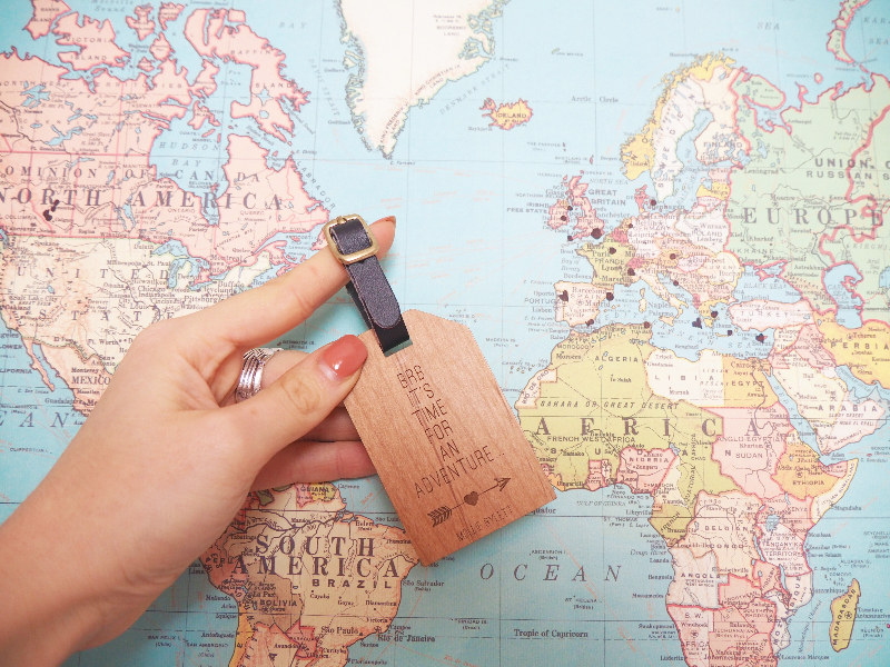 From Destination to Itinerary :: How I get my Travel Inspiration!