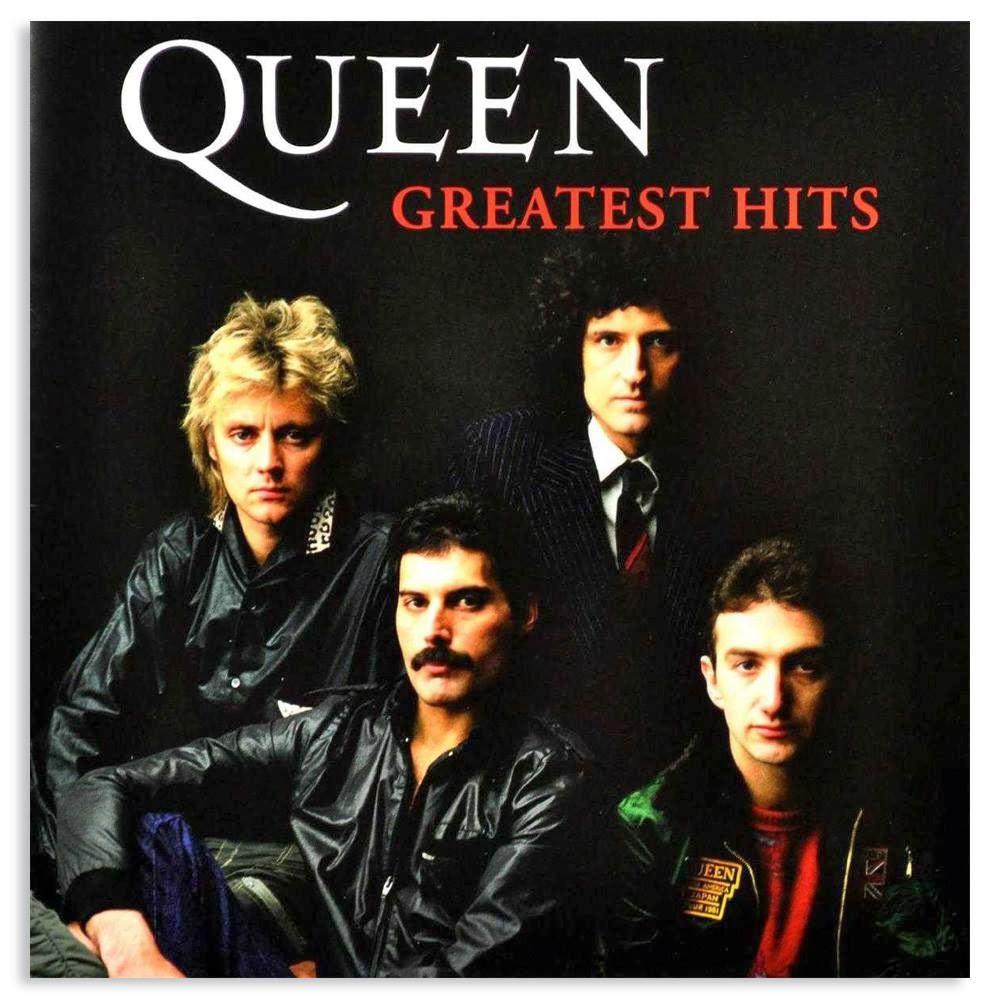 Queen, Greatest Hits, zene, Freddie Mercury,