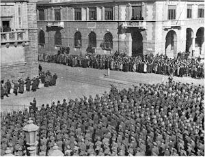 DICEMBRE 1943 - PIAZZA VITTORIO VENETO