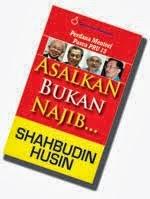 Best Seller 2012 -  Asalkan Bukan Najib ...