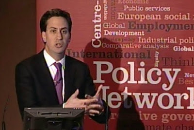 Ed Miliband, New Labour Leader