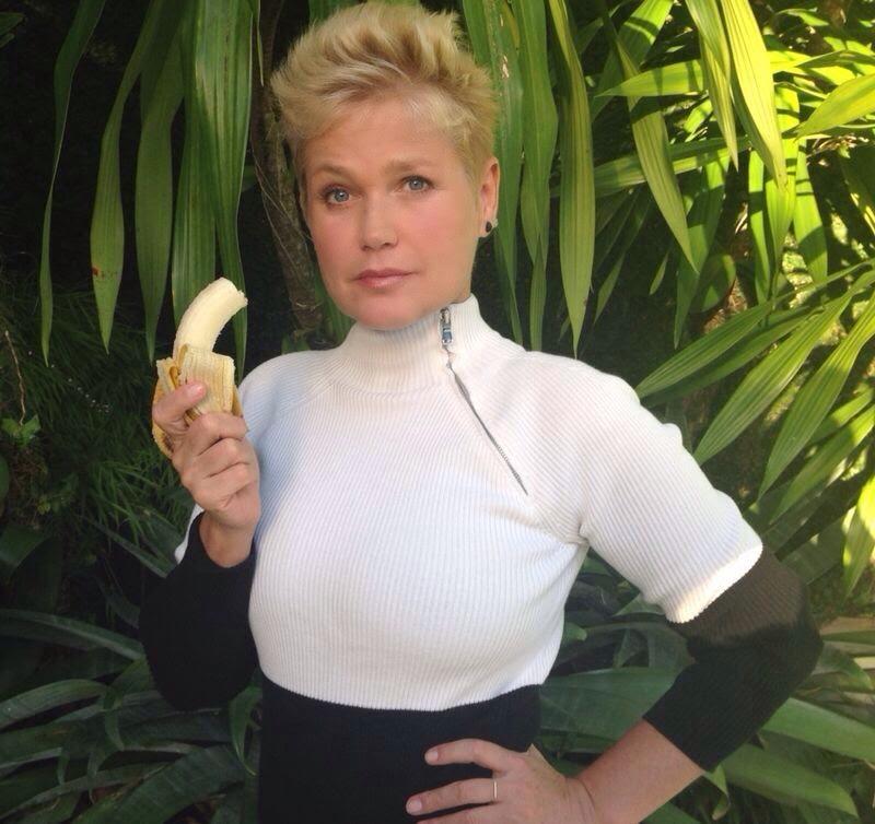Simply does se masturbando com uma banana you