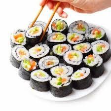Tuyển 20 nam, nữ làm sushi tại Nhật Bản