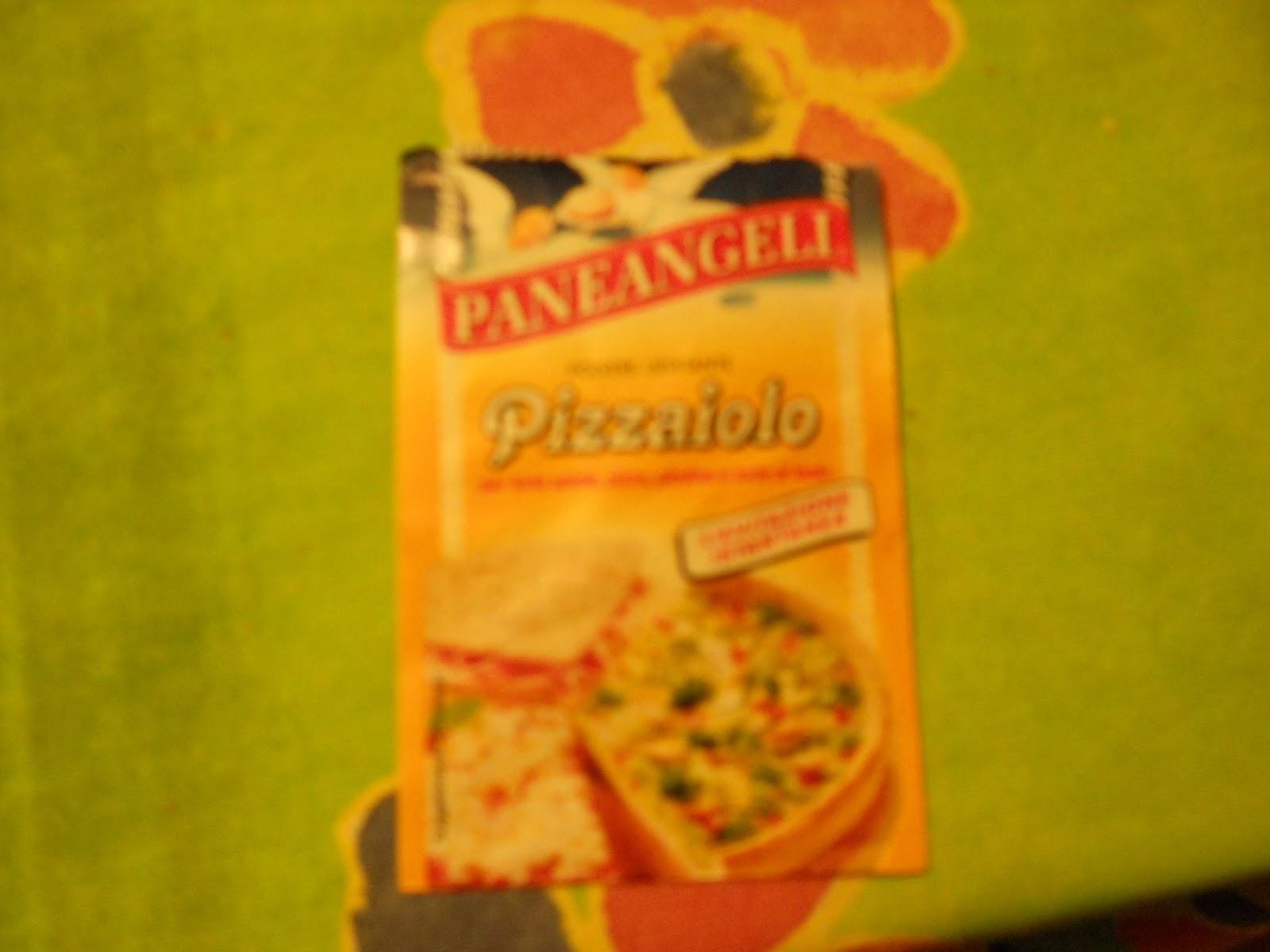 Ricetta pasta pizza lievitazione istantanea