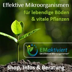 Mikroorganismen für den Garten