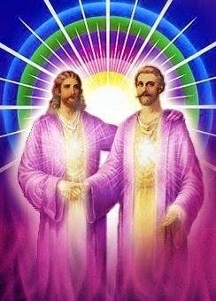 JESUS/SAINT GERMAIN